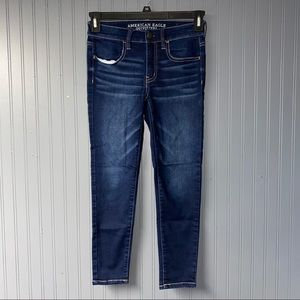 Women's American Eagle Jegging crop jeans size 2